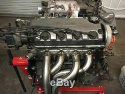 1320 Performance D series 4-1 Randy Monroe Race header only D15 D16 D16z6 VTEC