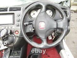 2002-2005 Honda CIVIC Ep3 Type R Mugen Bumper Mugen Grill Ep3 Rhd Front End Jdm