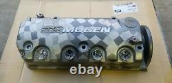 92-00 MUGEN Style Engine Valve Cover Honda Civic D16 1Acura Integra SOHC VTEC