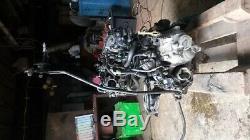 92 95 HONDA CIVIC INTEGRA DEL SOL 1.6L SOHC ENGINE TRANS & ECU Mugen P28