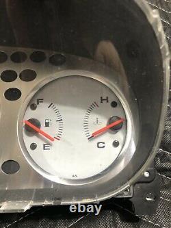 96-00 Honda Civic Ek Ej Vti Ctr SiR JDM Mugen Cluster Type R