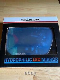 Authentic Mugen Hyper Blue LED Mirrors For Honda Civic FK8 TypeR BNIB