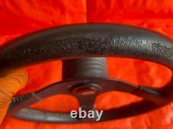 Authentic Mugen Steering Wheel Momo Model Kba 70116 S2000 CIVIC Prelude