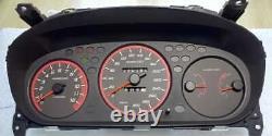 Cluster Honda Civic EK Mugen 300kmh. 12k rpm/