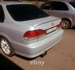 Ducktail for Honda Civic EK 4dr EJ 96-00 Rear Trunk Lip SpoilerDuckbill Mugen KL