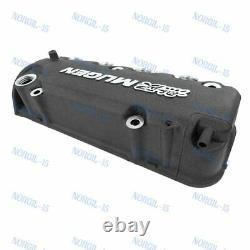 Engine Valve Cover For Honda Civic D16Y8 D16Y7 VTEC SOHC Rocker MUGEN Racing BK