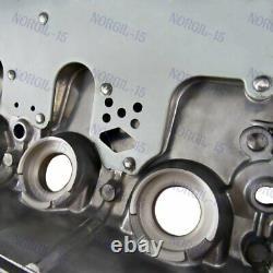 Engine Valve Cover with Oil Cap For Honda Civic VTEC SOHC Blue MUGEN Racing Rocker