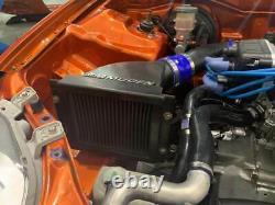 FOR Honda Civic EG6 EG9 EK4 EK9 FRP B16A Air Filter Box Mugen Style 92-00 AIRBOX