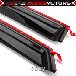 Fits 06-08 Honda Civic 4Dr Front Bumper Lip PU + Sun Window Visor