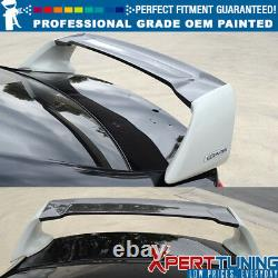 Fits 06-11 Civic 4Dr Mugen Style Painted ABS Trunk Spoiler OEM Painted Color