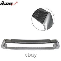 Fits 06-11 Civic Mugen RR CF Top Painted Trunk Spoiler Alabaster Silver Metallic