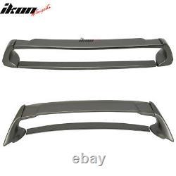 Fits 06-11 Civic Sedan Mugen Trunk Spoiler Painted #NH701M Galaxy Gray Metallic