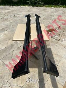 Fits 06-11 Honda Civic Sedan 4 Dr FD6 RR Style PP Side Skirts for Mugen
