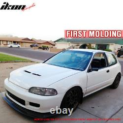 Fits 92-95 Honda Civic JDM First DP Style Front Bumper Lip First Molding