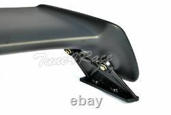 For 96-00 Honda Civic Mugen Style Rear Spoiler Wing trunk ABS Plastic 4Dr Sedan
