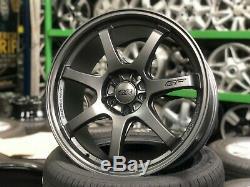 Free Shipping New 18x8.5J Mugen design wheel (set of 4) Honda Civic Accord CRV