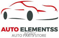 Front Bumper Cover Bracket RH + LH For 2006-2011 Honda Civic Sedan Models