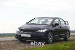Front grill Mugen for Honda Civic sedan05-08radiator tuning sport mesh grille KL
