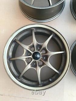 Genuine Jdm 16 Honda Mugen Mf8 Wheels Rims Accord CIVIC Acura Integra