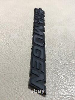 Genuine Mugen Emblem Made in Japan For Spoiler And Grill Honda Civic EK4 EK9 DC2