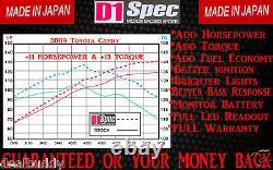 HONDA Performance D1 Boost-Volt Mugen Engine Power Chip FREE USA 2-3 SHIPPING