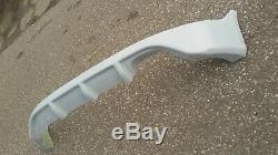 Honda CIVIC 7 Ep Mugen Look Rear Bumper Diffuser / Lip / Splitter