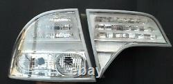 Honda CIVIC Sedan Fd2 4dr 2006 2011 Clear Taillight Lenses 8th Gen Mugen Si