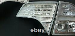 Honda CIVIC Sedan Fd2 4dr 2006 2011 Clear Taillight Lenses 8th Gen Mugen Si