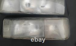 Honda CIVIC Sh3 Si Sir Ef Ee Ed7 Ef9 Clear Taillight Lenses 90-91 Sir Mugen Jdm