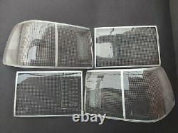 Honda CIVIC Wagon Shuttle 1988 To 1991 Clear Taillight Lenses Mugen Si