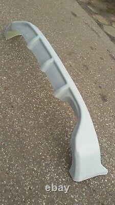 Honda Civic 7 gen EP mugen look rear bumper spoiler / diffuser / lip