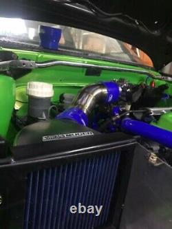 Honda Civic EG6 EG9 EK4 EK9 FRP B16A Air Filter Box Mugen Style