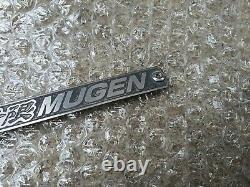 Honda Civic EG6 SR3 EK9 DC2 JDM Emblem Badge Mugen Bumper Lip