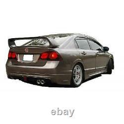 Honda Civic FD6 Mugen RR Rear Bumper Extension Diffuser A Type 2006 2011