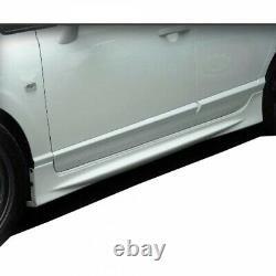 Honda Civic Fd6 (2006-2011) Mugen Skirt Set (Plastic)