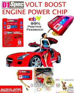 Honda D1 Motor JDM Performance Turbo Volt-Boost Engine Mugen Type-R Power Chip