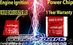 Honda Pivot Spark Performance Ignition Volt-Boost Engine Mugen Type-R Power Chip