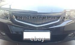 Honda accord euro 06-08 cl7 cl9 mugen Carbon Fiber Grill type r bar gt spoiler