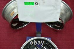 JDM 14 MUGEN MR5 14x6 +38 4x100 RIMS HONDA CIVIC EF EG CRX #EI546