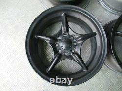 JDM 15' 4x100 Civic Honda EF EF7 EF8 EF9 CR-X EG6 Mugen Power RNR Wheels Rims