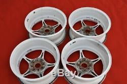 JDM 15' 4x100 Mugen Power RNR Wheel Rim 6.5J+45 Civic Honda EF7 EF8 EF9 CR-X EG6