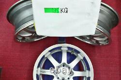 JDM 15 MUGEN NR 15x6.5J +45 4x100 RIMS HONDA CIVIC EF EG EK JAZZ FIT CRX #EI421