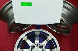 JDM 15 MUGEN NR 15x6.5J +50 4x100 RIMS HONDA CIVIC EF EG EK JAZZ FIT CRX #EI538