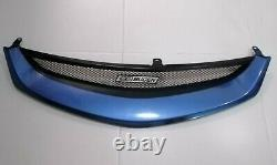 JDM Genuine Honda Civic FD1 FD2 FD3 Mugen Grille Rare SI 75100-XKP-K0S0