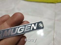 JDM MUGEN EMBLEM GENUINE Front Lip JAPAN HONDA CIVIC EK EK9 DC2 INTEGRA