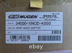 JDM OEM HONDA Mugen Civic Type R FK8 K20C Quick Shifter 2017- 6MT 54000-XNCD-K0S
