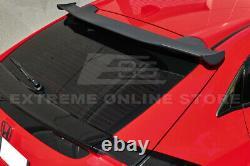JDM SPOON Style Rear Roof Wing Spoiler For 16-Up Honda Civic Hatchback FK4 FK7