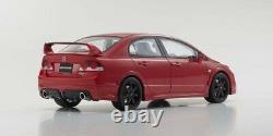 KYOSHO KSR18038R 118 Honda Civic Mugen RR Red SAMURAI model cars