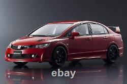 Kyosho Samurai Honda Civic Type R Mugen RR Red 1/18 from Japan