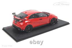 MUGEN Honda Civic Type R Milano red TopSpeed 118 TS0113